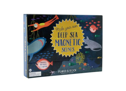 MAGNETIC PLAY SCENE DEEP SEA
