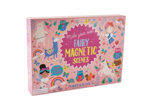 MAGNETIC PLAY SCENE RAINBOW FAIRY