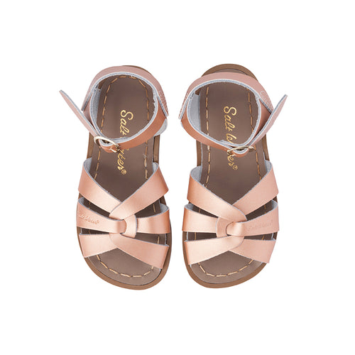 SALTWATER SANDAL ROSE GOLD