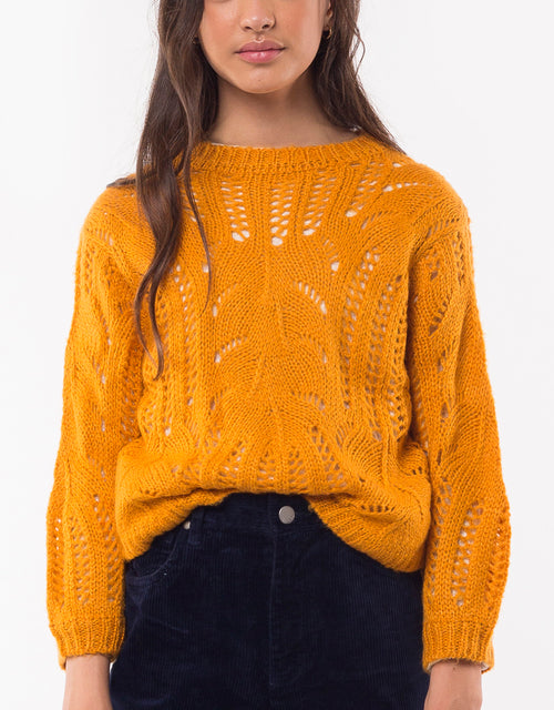 EVE GIRL TORI KNIT YELLOW