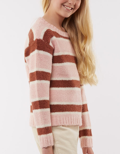 EVE GIRL MARGOT KNIT CREW
