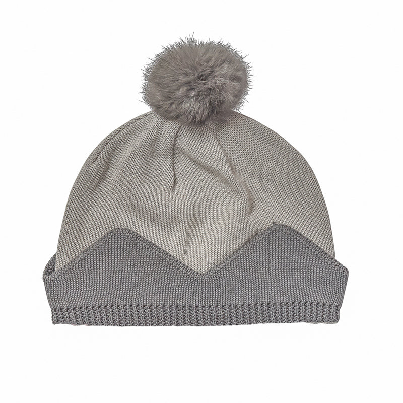 ACORN MOUNTAIN BEANIE GREY