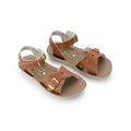 SALTWATER SWEETHEART SANDAL TAN