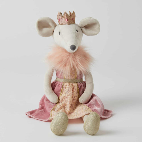 QUEEN MOUSE SOFT TOY 54CM
