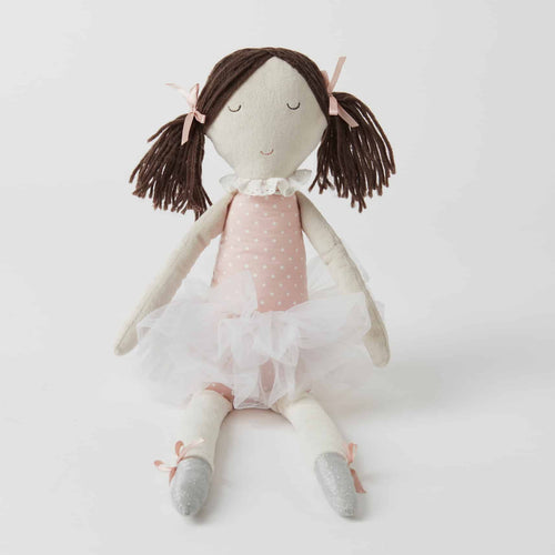 JASMINE LARGE BALLERINA SOFT TOY 60CM