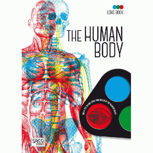 LENS BOOKS-THE HUMAN BODY
