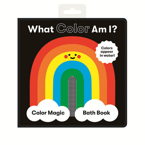 MAGIC BATH BOOK -  WHAT COLOUR