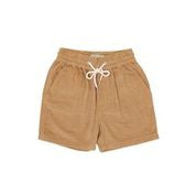 GOLDIE AND ACE NOAH CORDUROY SHORT CAMEL