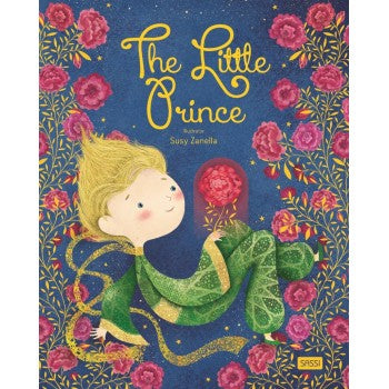 SASSI STORY BOOK - THE LITTLE PRINCE