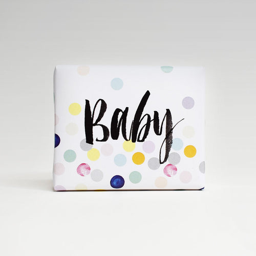 RHICREATIVE GIFT SOAP BABY