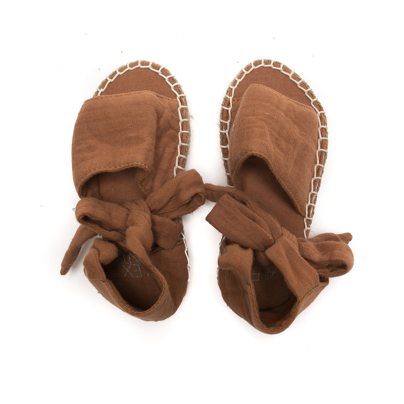 ALEX AND ANT HENRY SANDAL RUST