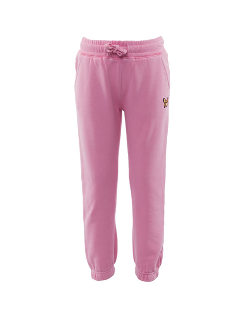 EVE'S SISTER BUTTERFLY TRACKPANT PINK