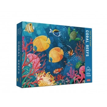 SAVE THE PLANET PUZZLE - CORAL REEF