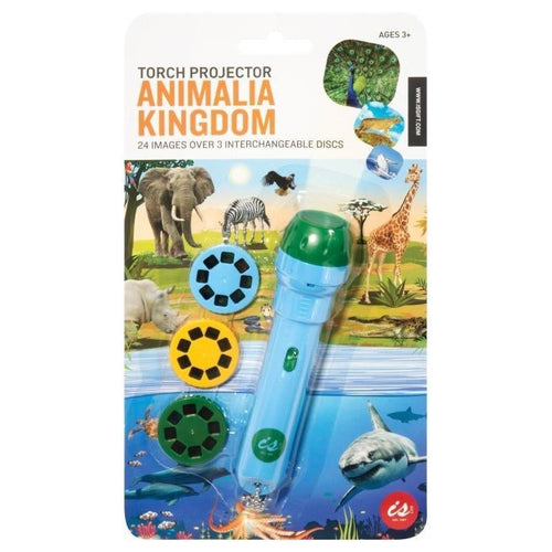 TORCH PROJECTOR ANIMALIA KINGDOM