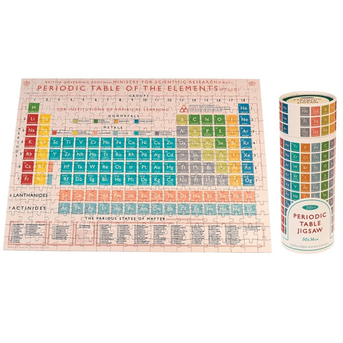 PUZZLE IN A TUBE - PERIODIC TABLE