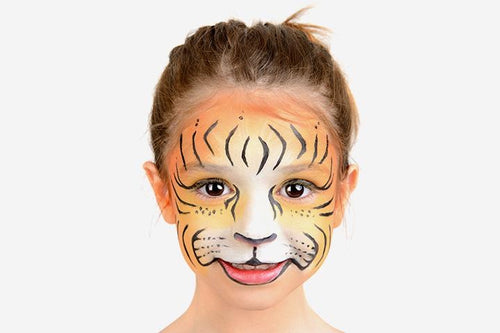 FACE & BODY PAINT SET OF 6 ANIMAL COLOURS