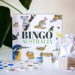 BINGO AUSTRALIA BOARD GAME