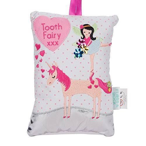 TOOTH FAIRY CUSHION - FAIRY