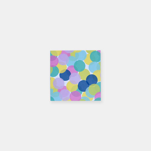 CARD SMALL - CONFETTI