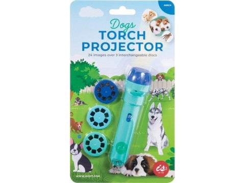 TORCH PROJECTOR DOGS