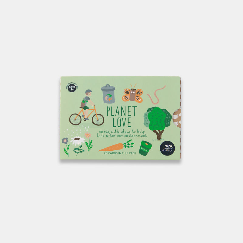 PLANET LOVE IDEAS CARDS