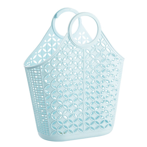 SUN JELLIES BLUE ATOMIC TOTE