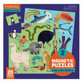 MAGNETIC PUZZLE - LAND & SEA