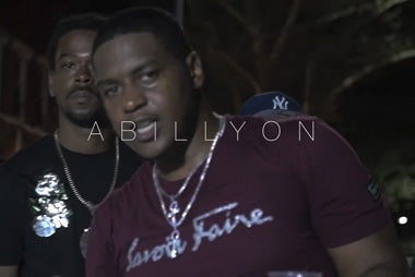 "Abillyon rocking Demeanoir in ""On Go"" Video"