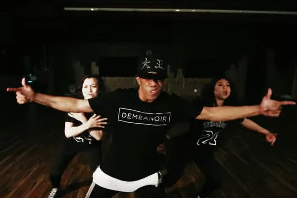 DEMEANOIR x OFF THE GRID DANCE CREW