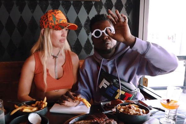 Fire Chulo - LKSD Kitchen - FASHION MEETS FOOD USA TAKEOVER