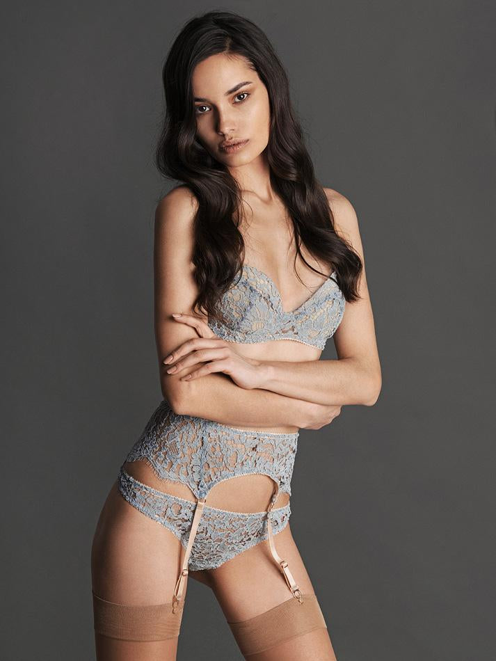 Luxury Corded Lace Lingerie