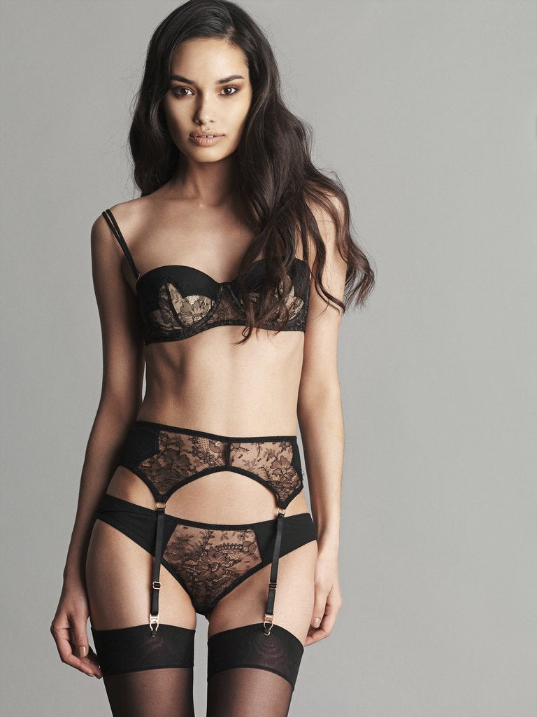 Luxury black Lingerie