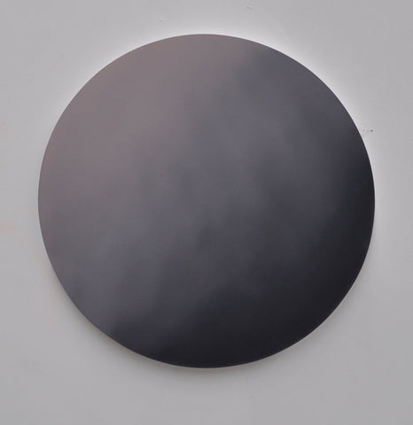 Larger Dot 01 Reverie 50cm diameter Oil on Board 2015