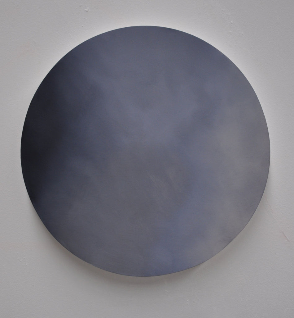 Medium Dot 01 Reverie 30cm diameter Oil on Board 2015