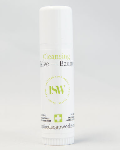 Hydrating Salve Cleansing Blend .50oz Travel Tube