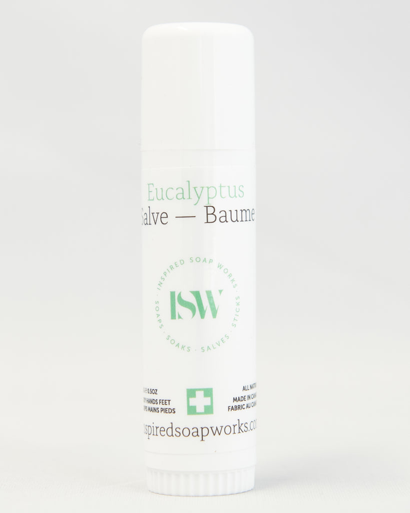 Hydrating Salve Eucalyptus .50oz Travel Tube