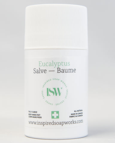 Hydrating Salve Eucalyptus 2.65oz Tube