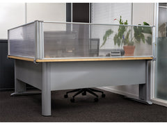 Connect Desk Partition