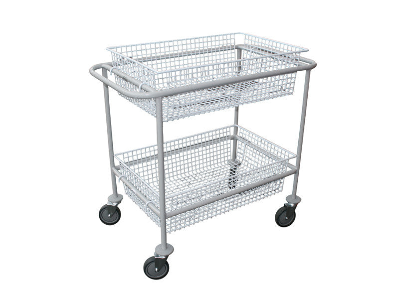Large Basket Trolley