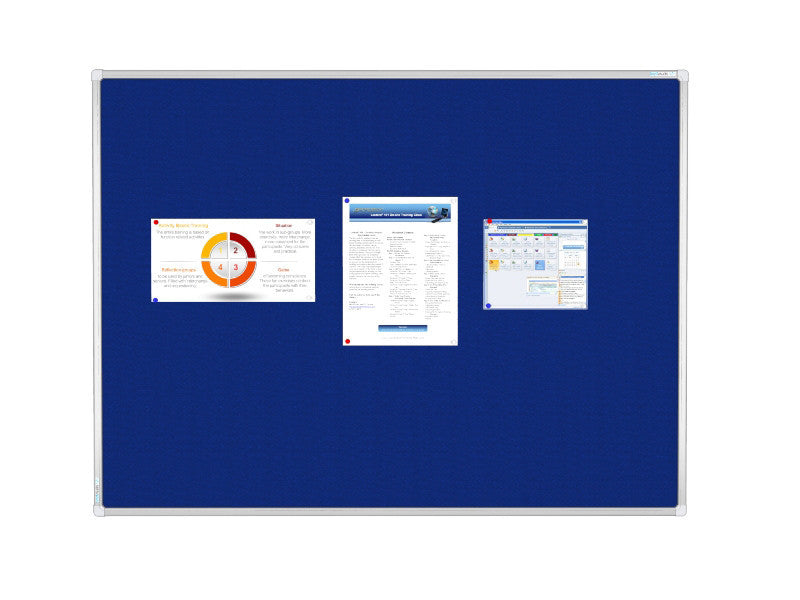 Express Fabric Noticeboards