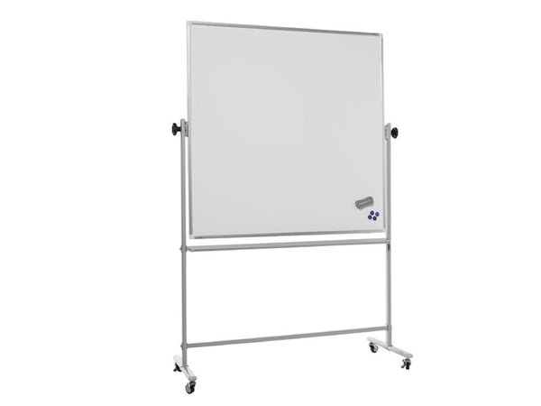 Magnetic Mobile Pivoting Whiteboard