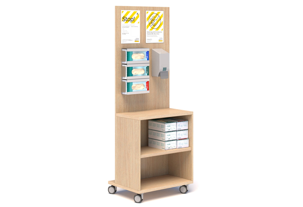 Sanitisation Booth Compact