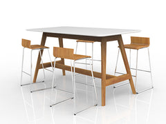 Danmark Stand Up Table