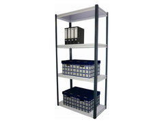 Simplock Steel Shelving System