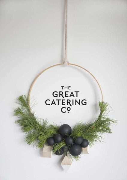 The Great Catering Company 2017 Christmas Menus