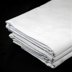 White Round Cloth - Small