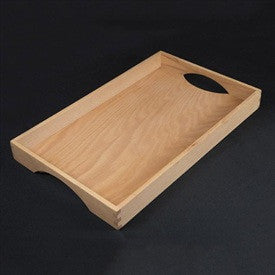 Wooden tray greatcateringco for Wooden canape trays