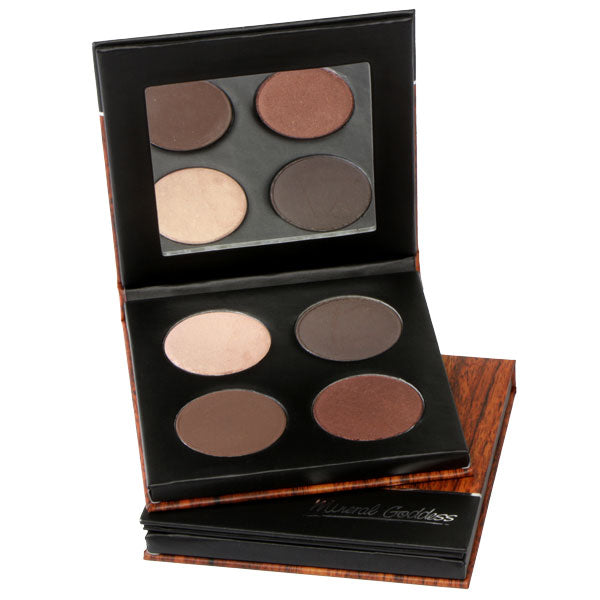 Award Winning Pressed Eyeshadow Palette - Cafe