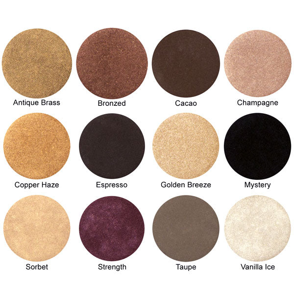 Pressed Eyeshadow Refills Mineral Goddess