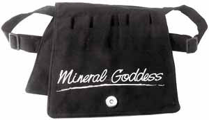 Mineral Goddess Professional Brush Belt - Kylies Professional Makeup